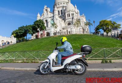 Peugeot Belville: bella la città
