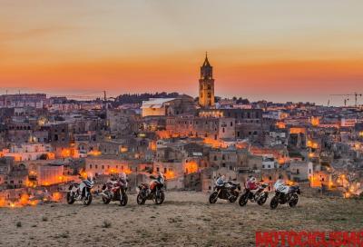"""""""Basilicata in moto"""", guida gratuita per visitare al meglio la regione"""