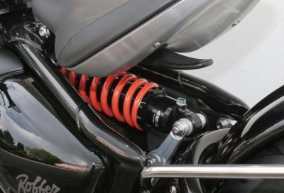 Sospensioni Matris per Triumph Bonneville Bobber e Thruxton R