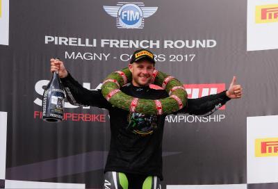 Rea alieno in Francia: domina Gara 1 ed è Campione del Mondo 2017