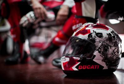 Sostituisci il casco e Ducati dà 150 euro