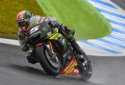Spettacolare MotoGP a Motegi: Zarco in pole, 2° Petrux!