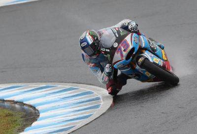 Moto2: Alex Marquez vince a Motegi, Morbido batte Luthi