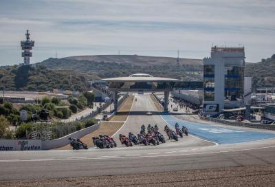 Orari TV SBK 2017, Jerez de la Frontera