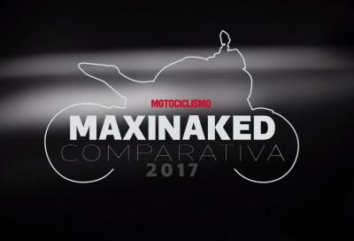 Comparativa Maxinaked 2017: il trailer del film