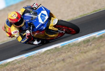 Garcia in pole nella SSP300, Coppola in rimonta a Jerez