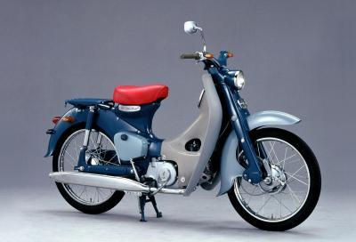 Honda festeggia i 100 milioni di Super Cub prodotti