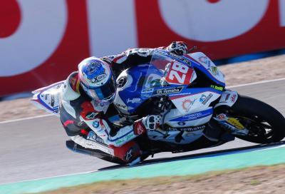 Jerez: Reiterberger vince la gara, Rinaldi l'Europeo STK1000