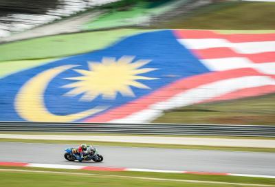 Morbidelli: pole a Sepang per assicurarsi il Mondiale Moto2