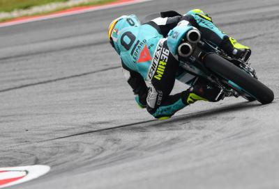 Mir vince a Sepang: è il 10° trionfo stagionale in Moto3