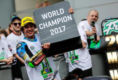Morbidelli è Campione del Mondo, Oliveira e KTM dominano a Sepang