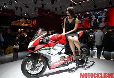 Ducati Panigale V4, la prima Rossa di serie a 4 cilindri