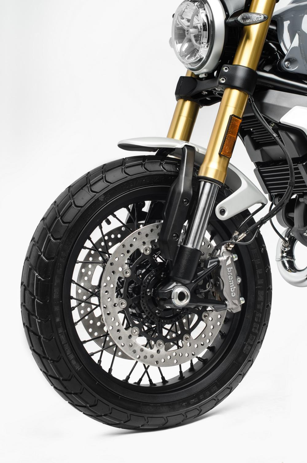 Ducati Scrambler 1100 Sport E Special 2018 Motociclismo