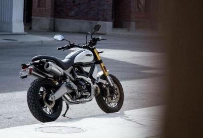Ducati Scrambler 1100 2018, le prime foto dai social