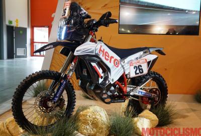 Hero Motocorp a Eicma con Xpulse Concept e una Dakariana