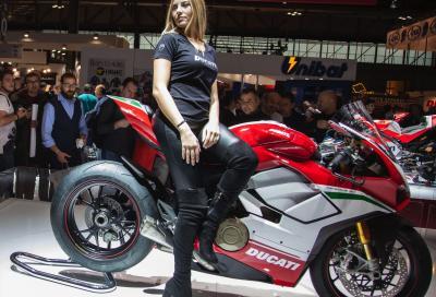 Il video delle novità Ducati 2018