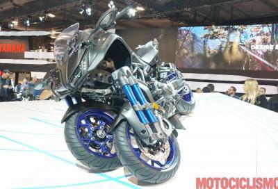 Il video delle novità Yamaha 2018