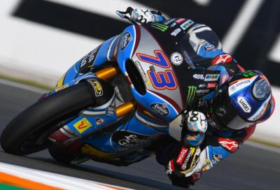 Alex Marquez sigla l'ultima pole del Motomondiale 2017