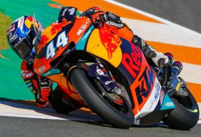 Moto2: prova di forza di Oliveira e KTM a Valencia