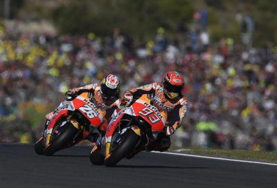 Pedrosa vince a Valencia, Dovi out: Marquez è Campione del Mondo