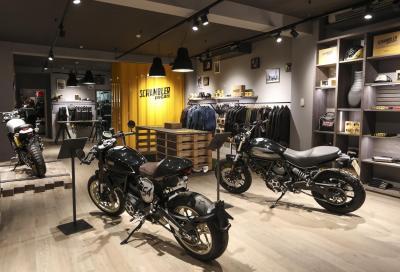 Inaugurato il nuovo Flagship Store Ducati di Milano