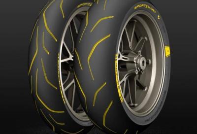 Nuovo Dunlop SportSmart TT, doppia anima