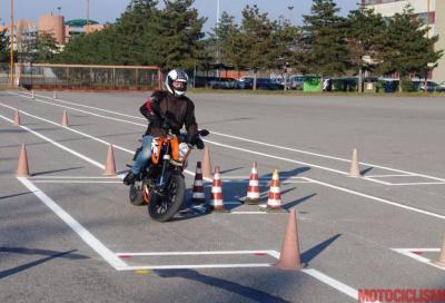 Quali moto posso guidare con la patente B?