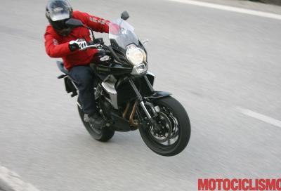 Kawasaki Versys 650: consigli per scegliere un buon usato
