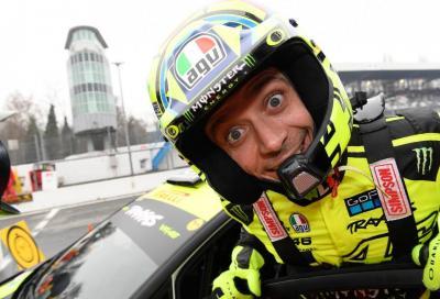 Cairoli vs Rossi al Monza Rally Show 2017