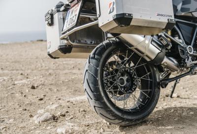 Bridgestone Battlax Adventure A41, pneumatico per enduro stradali