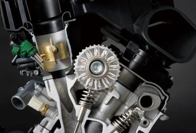I segreti del motore 4T a fasatura variabile