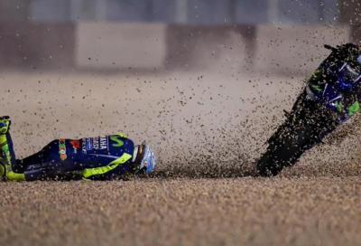 Motomondiale 2017: quale pilota è caduto di più?