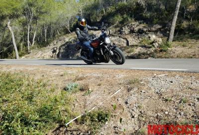 Kawasaki Z900RS 2018: rétro solo nel look