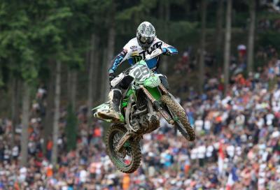 MXGP: Kawasaki e Dunlop insieme fino al 2020