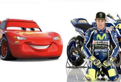 Saetta che fai, ti ritiri o fai come Valentino Rossi?