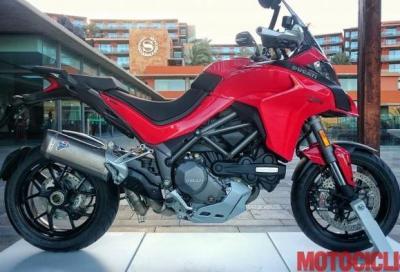 Ducati Multistrada 1260 2018, un salto avanti rispetto al passato