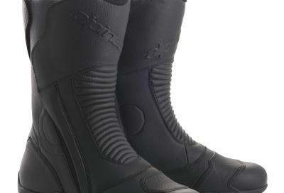Gli stivali da turismo Alpinestars Patron Gore-Tex