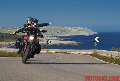 Puglia in moto, il viaggio dei sogni