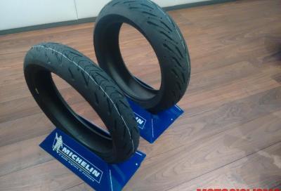Michelin presenta il nuovo pneumatico sport touring Road 5