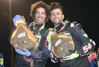 Morbido e Paso vincono la 100 km dei Campioni 2017 al ranch di Rossi