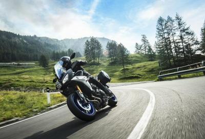 Yamaha svela il prezzo della nuova Tracer 900 e della 900 GT