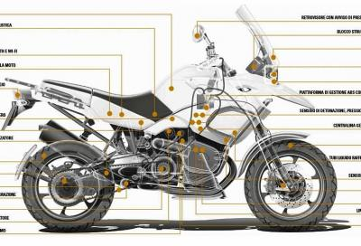 Elettronica in moto: il futuro secondo Continental