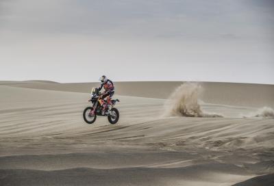 Sam Sunderland firma anche la terza tappa della Dakar 2018