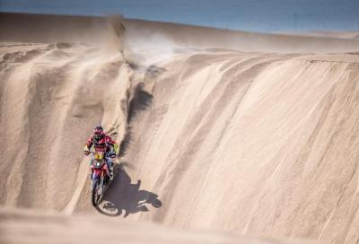Dakar 2018, tappa 5: Barreda vola sulla sabbia! Classifiche aggiornate