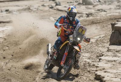 Dakar 2018, tappa 10: tra errori e cadute la spunta Walkner