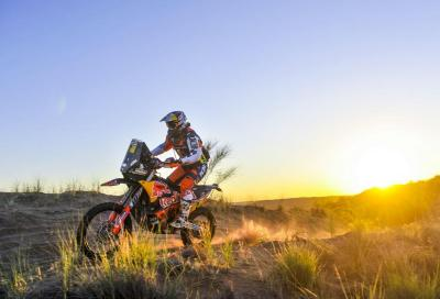Matthias Walkner conquista la Dakar 2018!