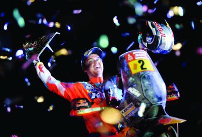 The best of Dakar 2018