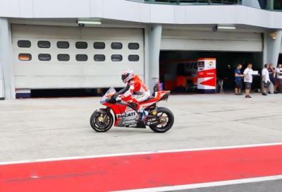 Super-Stoner fa volare la Desmosedici GP18 a Sepang