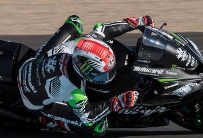 Test SBK, Portimão: Kawasaki (ancora) davanti, Yamaha cresce