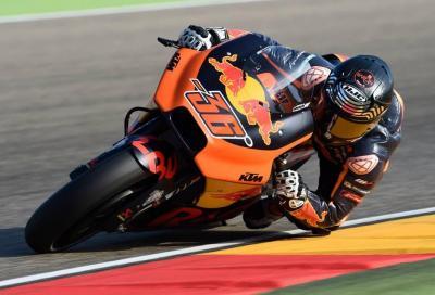 Test MotoGP: Kallio è il più veloce nel Day 3, Stoner resta ai box